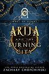 Arija and The Burning City (Hall of Doors, #3)