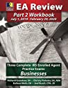 PassKey Learning Systems EA Review Part 2 Workbook: Three Complete IRS Enrolled Agent Practice Exams for Businesses: July 1, 2019-February 29, 2020 Testing Cycle