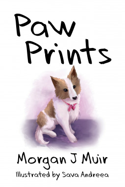Paw Prints by Morgan J. Muir