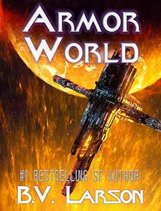 Armor World (Undying Mercenaries, #11) ebook review