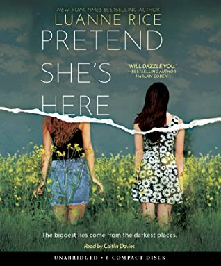 Image result for Pretend She's Here by Luanne Rice