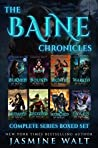 The Baine Chronicles Books 1-8: Complete Series Boxed Set Collection