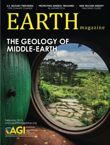 Earth Magazine  February 2017