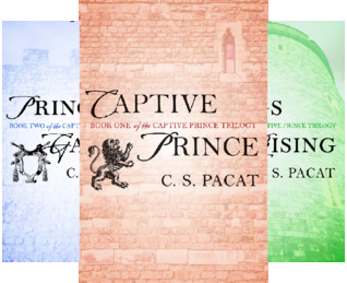 The Captive Prince Trilogy (3 Book Series)