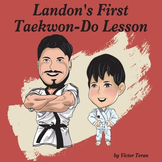 Landon's First Taekwon-Do Lesson