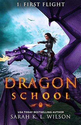 First Flight (Dragon School #1)