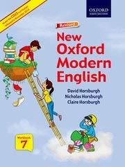 NEW OXFORD MODERN ENGLISH (ICSE EDITION) WORKBOOK 7