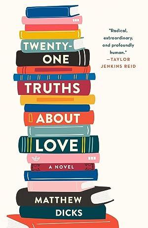 [Reading] ➶ Twenty-one Truths About Love  Author Matthew Dicks – Addwebsites.info