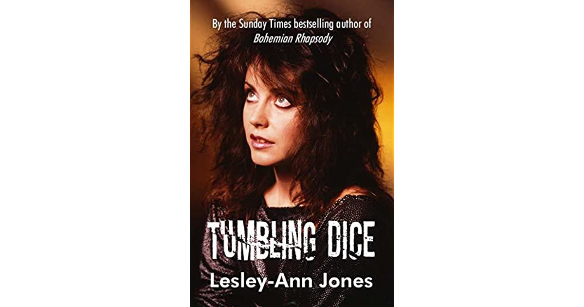 Tumbling Dice By Lesley Ann Jones
