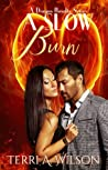 A Slow Burn (Dragon Royalty #1)
