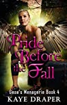Pride Before the Fall (Gesa's Menagerie, #4)