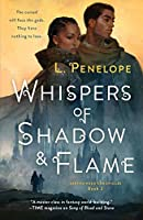 Whispers of Shadow & Flame: Earthsinger Chronicles, Book 2