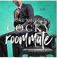 Cocky Roommate (Book Boyfriends, #2)