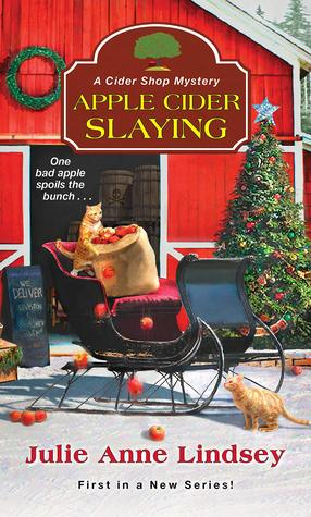 Apple Cider Slaying (A Cider Shop Mystery #1)