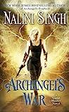 Book cover for Archangel's War (Guild Hunter, #12)