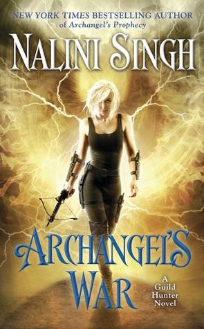 Archangel's War (Guild Hunter, #12)