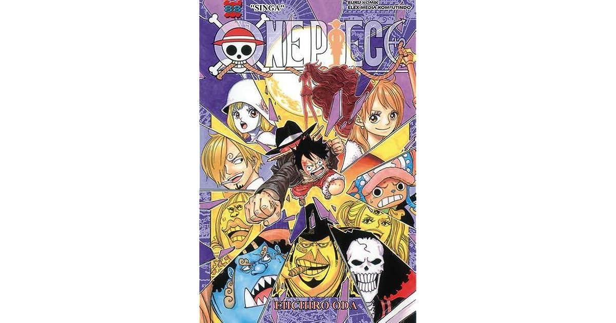 One Piece Wallpaper: Komik Manga One Piece Luffy Vs Katakuri