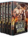 Six Isles' Witches and Dragons Shifter Romance Box Set
