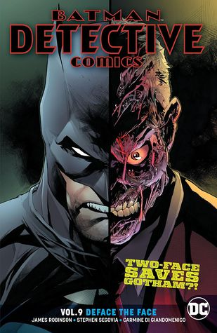 Batman: Detective Comics, Volume 9: Deface the Face