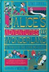 Alice's Adventures in Wonderland (Illustrated with Interactiv... by Lewis Carroll