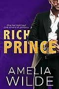 Rich Prince (New York Billionaires #2)