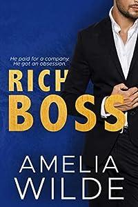 Rich Boss (New York Billionaires, #1)