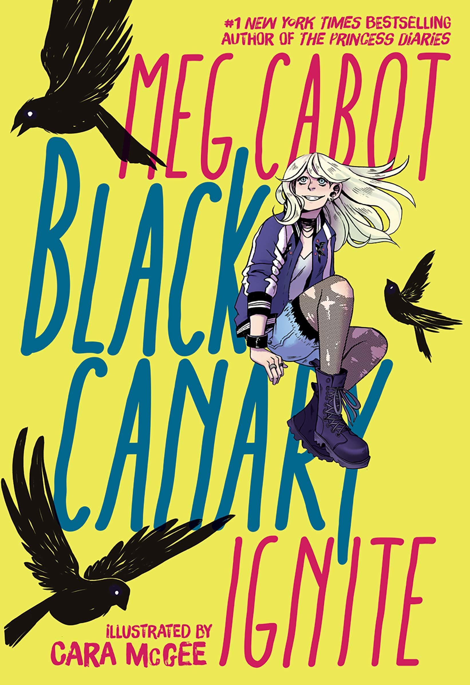 Black Canary: Ignite