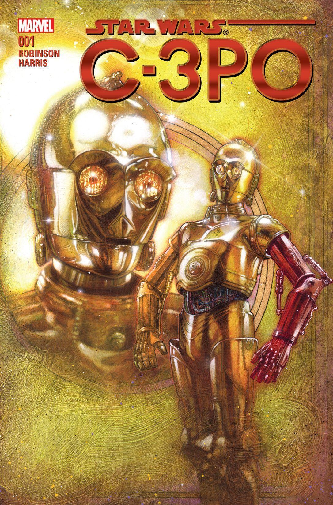 Star Wars: C-3PO - The Phantom Limb #1