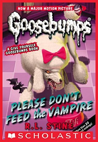 Please Don't Feed the Vampire! (Classic Goosebumps #32)