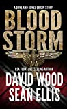 Bloodstorm (Dane Maddock Origins #10)