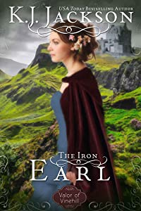 The Iron Earl (Valor of Vinehill, #1)