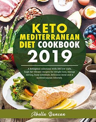 Keto Mediterranean Diet Cookbook 2019: A Ketogenic Solution