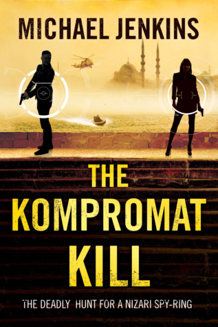 The Kompromat Kill : (Sean Richardson, #2)
