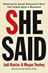 She Said: Breakin...