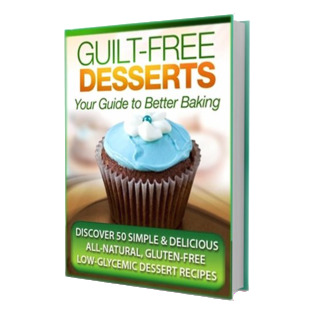 Guilt Free Desserts Kelley Herring By Kelly Herring by Kelly Herring