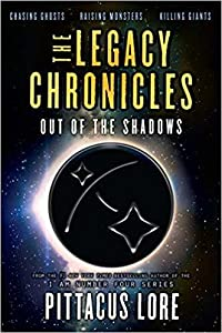 Out of the Shadows (The Legacy Chronicles #4-6)