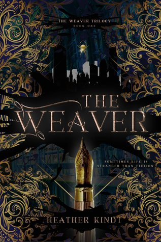 The Weaver (The Weaver Trilogy, #1)