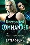 Unexpected Commander (Unexpected, #3)
