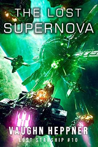 The Lost Supernova (Lost Starship, #10) ebook review