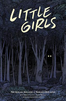 Cover of Little Girls by Nicholas Aflleje