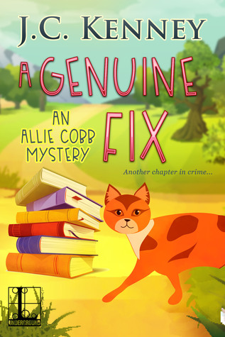 A Genuine Fix (Allie Cobb Mystery #2)