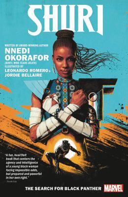 Shuri, Vol. 1: The Search For Black Panther