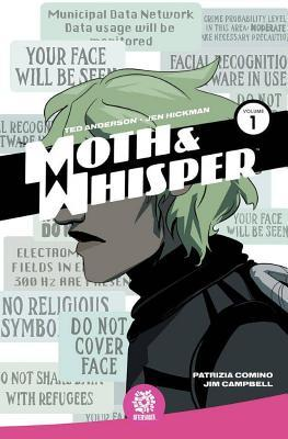 Moth & Whisper Vol. 1 by Ted Anderson