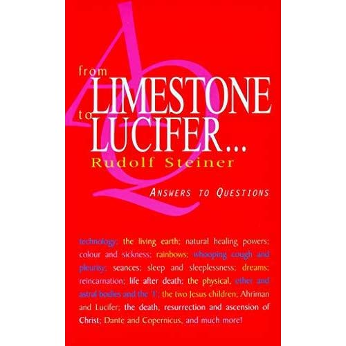 From Limestone to Lucifer…:Answers to Questions