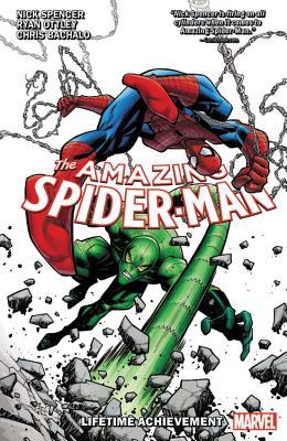 The Amazing Spider-Man, Volume 3: Lifetime Achievement