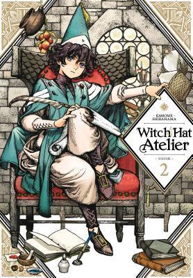 Witch Hat Atelier, Vol. 2
