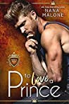 To Love a Prince (The Prince Duet #2)