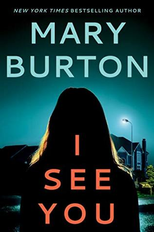 I See You (Criminal Profiler, #2)