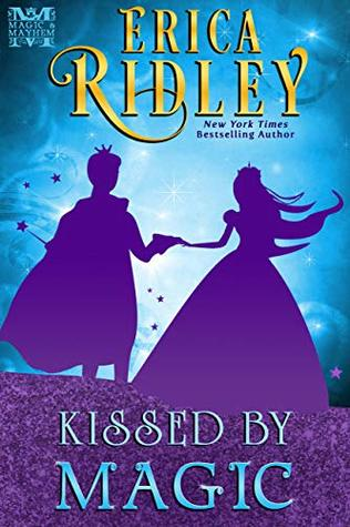 Kissed by Magic by Erica Ridley