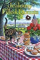 Jealousy Filled Donuts (A Deputy Donut Mystery, #3)